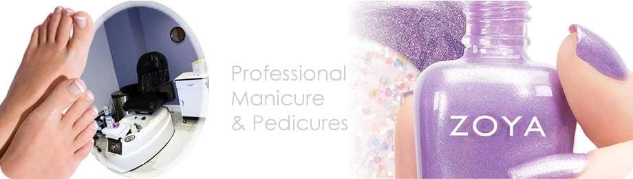 Professional nail care; Manicure and pedicures