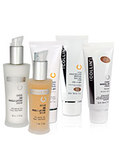 GM Collins skin care products to protect from sun exposure